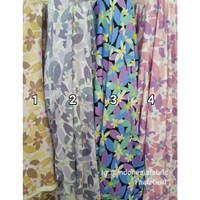 Kain Katun Jepang Tokai Rayon Twill Tencel Japan Design motif Vilia