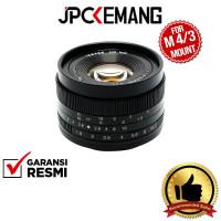7Artisans 50mm f1.8 for Panasonic Olympus MFT 50mm f/1.8 GARANSI RESMI