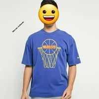 Kaos Nike NBA Golden State Warriors Classics Logo not lakers Chicago