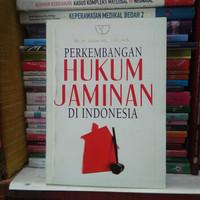 perkembangan hukum jaminan di Indonesia