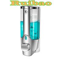 Dispenser Tempat Sabun Cuci Tangan Cair Single Touch Soap Key Lock A