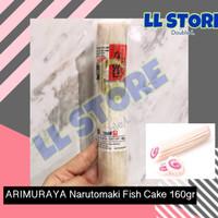 ARIMURAYA NarutoMaki Fish Cake 160g Naruto Maki Ikan Jepang