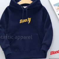 Jaket Sweater Hoodie Fashion ANAK Pria Wanita BLS YELLOW