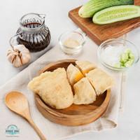 Pempek Kapal Selam Rumah Iwak Asli Palembang / Frozen Food (Isi : 4)