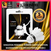 KINGSTON USB FLASH DISK 64GB BADMINTON LIMITED EDITION (DTBMTA/64GB)