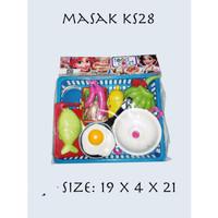 Mainan Masak Masakan No.KS 28