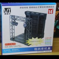 Diorama MCB Mechanical Chain Base Model Kit Gundam HG MG PG VT116-90
