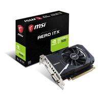 VGA Card MSI GeForce GT 1030 Aero ITX 2G OC - VGA MSI GT1030 Aero ITX
