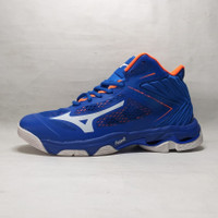 sepatu voli mizuno wave lightning z 5 mid volly volley