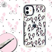 Casetify Pinky Dog Case Iphone 6 6+ 7 7+ 8 8+ X XS MAX XR 11 PRO MAX
