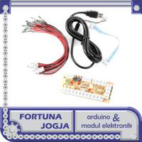 Modul USB Encoder Zero Delay Arcade for PC Joystick