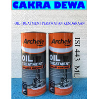 ARCHELE Oil Treatment cairan Pelindung dan perawatan Mesin 443ml