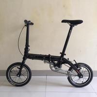 Jual Sepeda Lipat Modifikasi Murah Harga Terbaru 2020