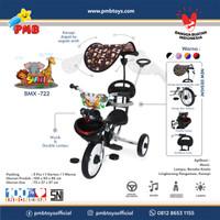 Sepeda Roda Tiga BMX-722 Safari PMB