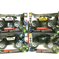 Mainan Mobil Remot Jeep Off Road RC Remote Car Cross Country