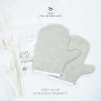 Little Palmerhaus - Premium Bam & Boo Wash Mitt OCEAN