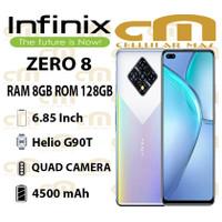 Infinix Zero 8 8/128 RAM 8GB ROM 128GB GARANSI RESMI INFINIX