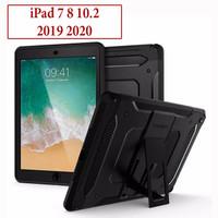 iPad 7 8 10.2 2020 2019 Armor Slim Case Casing Spigen Stand Cover Kuat