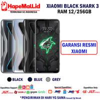 XIAOMI MI SHARK 3 5G RAM 12/256GB GARANSI RESMI XIAOMI INDONESIA