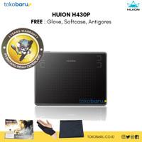 Huion H430P Graphic Drawing Pen Tablet Small Garansi Resmi 1 + Bonus