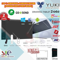 YUKI Z1060 - VEIKK A30 Pen Tablet Drawing Alternatif Wacom