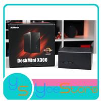 ASROCK DESKMINI X300 + Ryzen 5 4650G ( 3,7 GHZ) + 16Gb 3200 MHZ