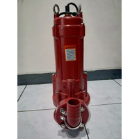Pompa Celup Air Kotor 380V Submersible Sewage Water Pump Industri 4in