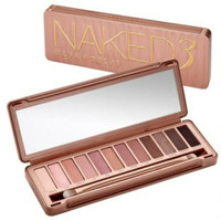 URBAN DECAY Naked Eyeshadow Palette (NAKED 3 ORIGINAL)