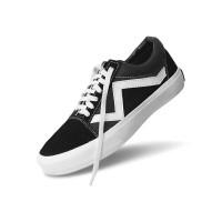 Sale Import Sepatu Grind OS Black White