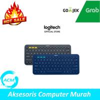 Keyboard Logitech Wireless Multi Device K380