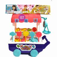Mainan Go Gerobok Ice Cream Shop No.KGP 18
