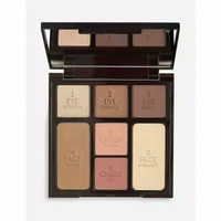 charlotte tilbury stoned rose beauty instant look in palette