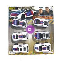 Mainan Mobil Police Mania 6 pcs No.BSC.1702-6MIP