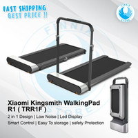 Kingsmith Walking Pad R1 2 in 1 Elektrik Treadmill Fitness By Xiaomi
