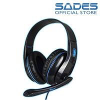Headset Gaming Sades T Power 701 Original