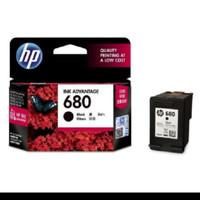 TINTA HP CATRIDGE HP 680 BLACK ORIGINAL for Printer 2135 3635