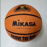 Bola Basket size 7 Mikasa Above Rim