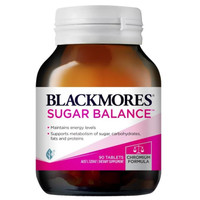 Blackmores Sugar Balance Supports Energy Levels Made In Australia
