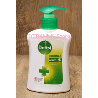 Dettol Handwash 245g ( Original / Sensitive / Skincare / Re-Energize )
