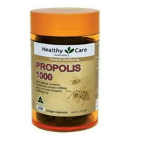 healthy care propolis 1000mg 200kapsul