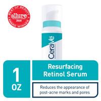 CeraVe Resurfacing Retinol Serum Post-Acne Marks, Skin Texture, Pore