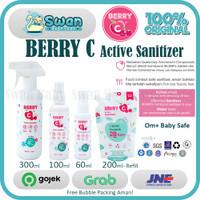 TEVO Berry C Active Sanitizer / Hand Sanitizer / BerryC