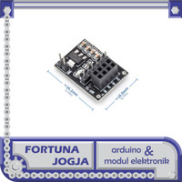 Modul Adapter NRF24L01 Connector Socket Board