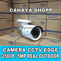 CAMERA CCTV EDGE OUTDOOR 5MP / 2560P REAL FULL HD / KAMERA CCTV 4 IN 1