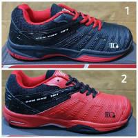 New Sepatu Badminton HiQua Gen One 104 Dewasa Anak Original