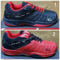 Baru Sepatu Badminton HiQua Gen One 104 Dewasa Anak Original