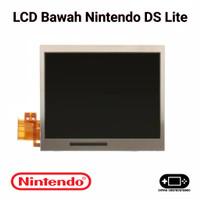 LCD Layar Bawah NDS Lite Nintendo DS Lite Original