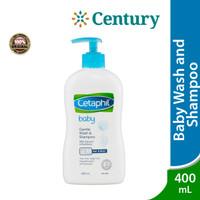 Cetaphil Baby Gentle Wash & Shampoo 400 ml / Sabun bayi / shampo bayi