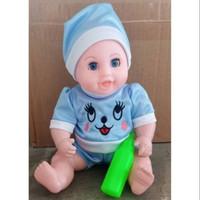 Boneka Lovely Baby / Bayi Bersuara No.B 760