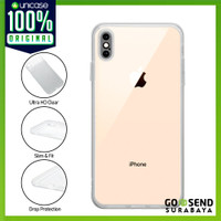 Case iPhone XS Max / XS X / XR OCTAGUARD Silicone Clear Slim Casing